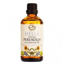 Aroma face massage oil Frantsila