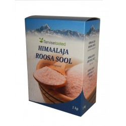 Himalajan Ruususuola hieno 1kg Tervisetooted