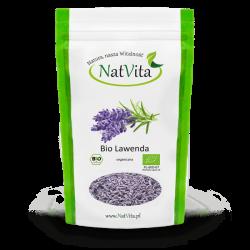Lavender BIO, 100g NatVita