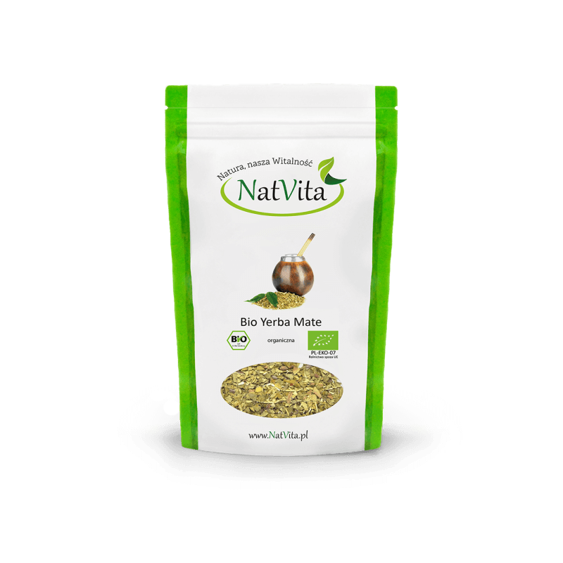 Mate tea Bio, 70g NatVita