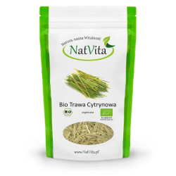 Lemongrass tea BIO, 100g NatVita