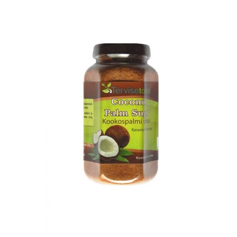 Coconut sugar 500g Tervisetooted