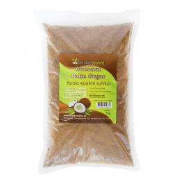 Kookossokeri 1kg Tervisetooted