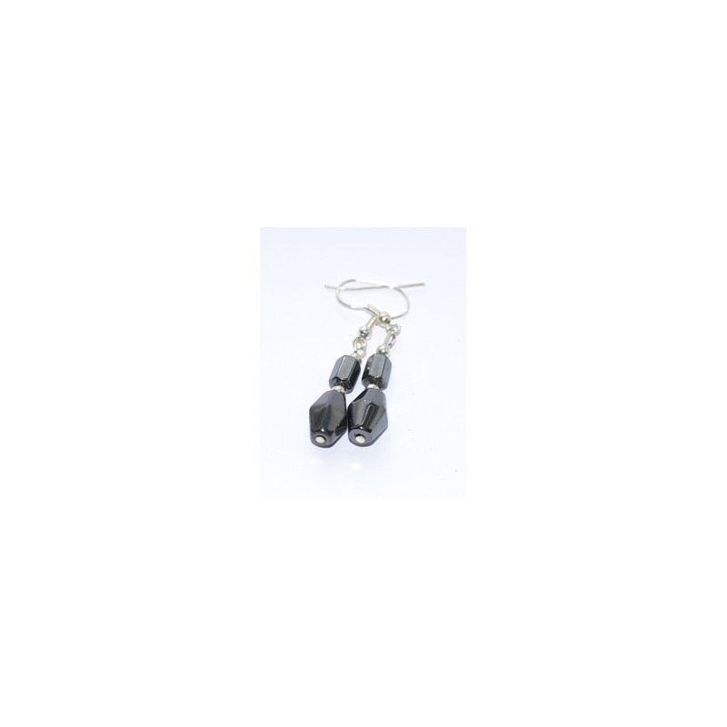 Magnetic hematite earrings ESTONIA