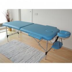 Kaksiosainen kannettava hierontapöytä Tervisetooted