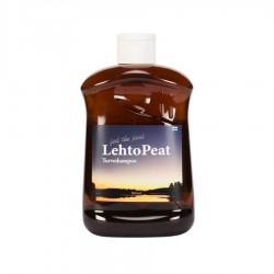 PEAT SHAMPOO NATURAL AND ODORLESS 500 ML Lehto Peat