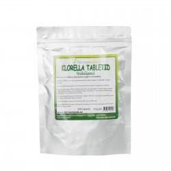Chlorellatabletit (125g pakkaus sisältää 500 tablettia) Tervisetooted