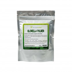 Chlorella powder 200g Tervisetooted