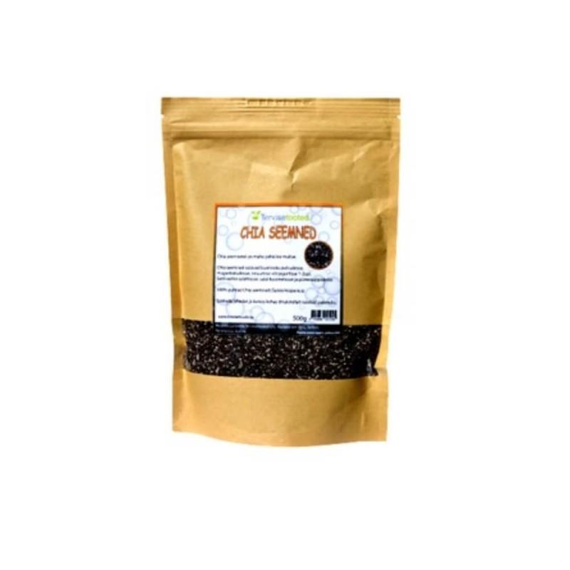 Chia seeds 500g Tervisetooted