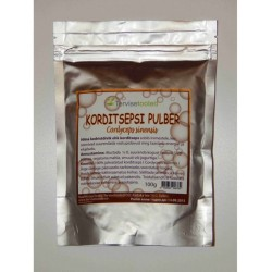 Cordyceps powder 100g Tervisetooted