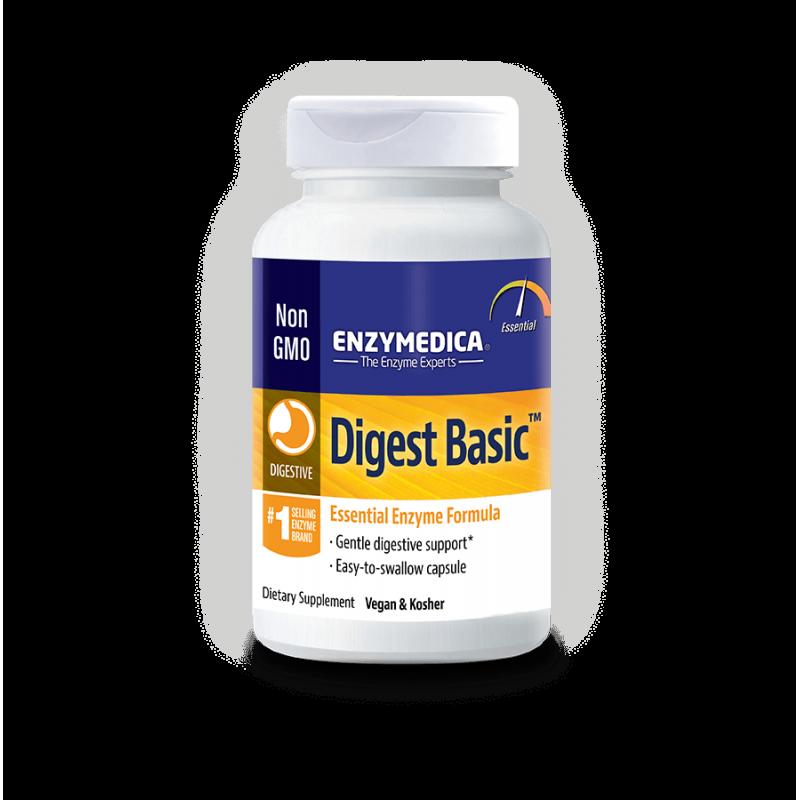 Enzymedica Digest Basic seedeensüümid 30kapslit Enzymedica
