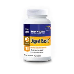 Enzymedica, Digest Basic, Essential Enzyme Formula, 30 Capsules Enzymedica