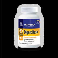 Enzymedica, Digest Basic, Essential Enzyme Formula, 90 Capsules Enzymedica