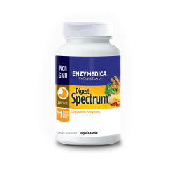 Enzymedica Digest Spectrum 120 capsules Enzymedica