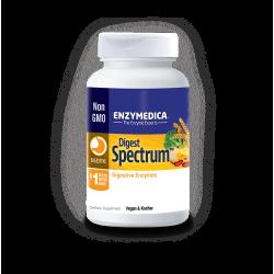 Enzymedica Digest Spectrum 90 capsules Enzymedica