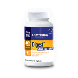 Enzymedica Digest+Live Bacteria 90 capsules Enzymedica