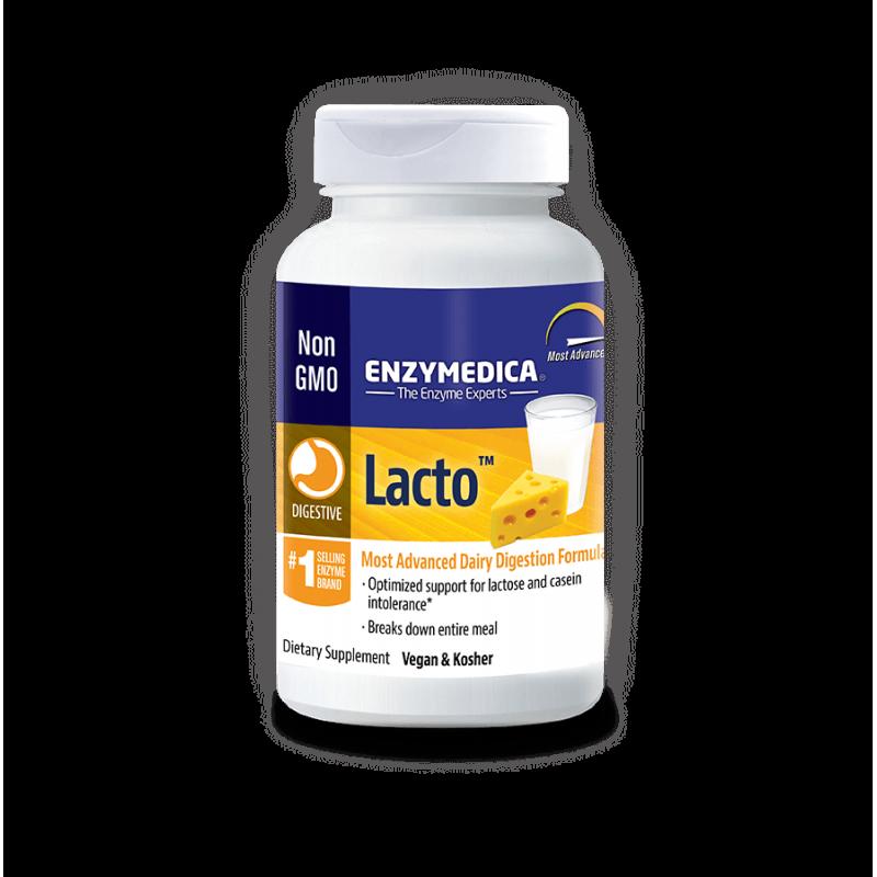 Enzymedica Lacto, 30 capsules Enzymedica
