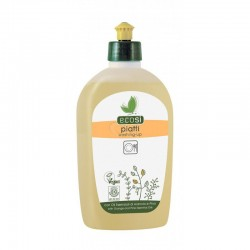 DISHWASHING LIQUID, PINE AND ORANGE, 500ML ECOSI
