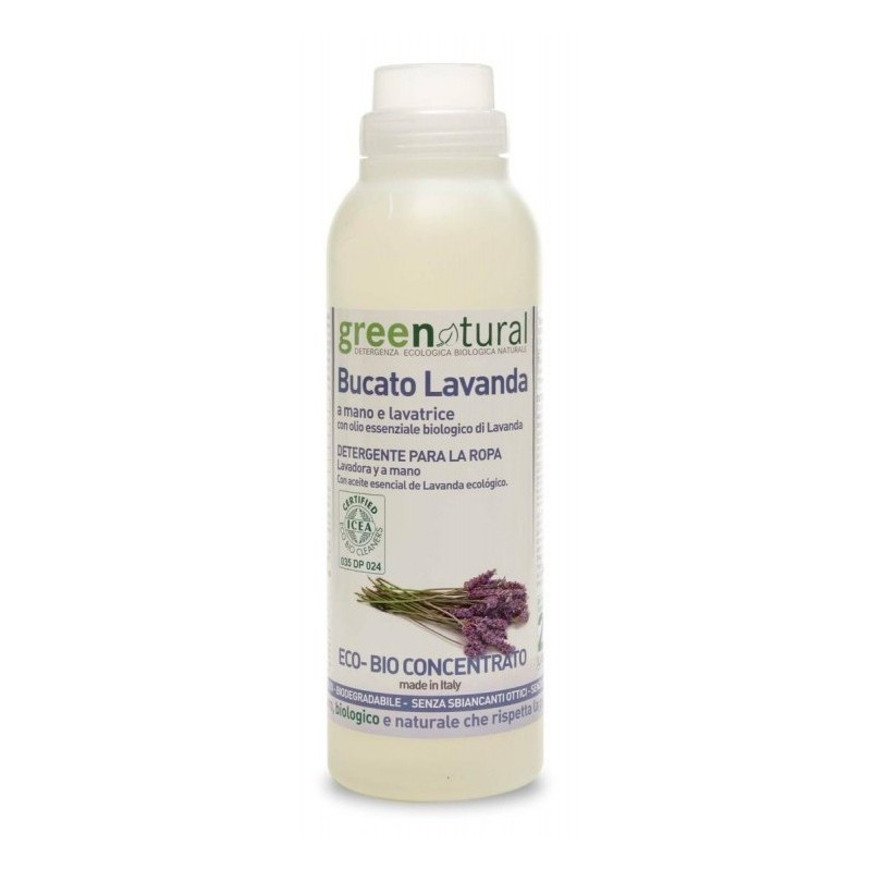 LAUNDRY LIQUID DETERGENT, 1L GreenNatural