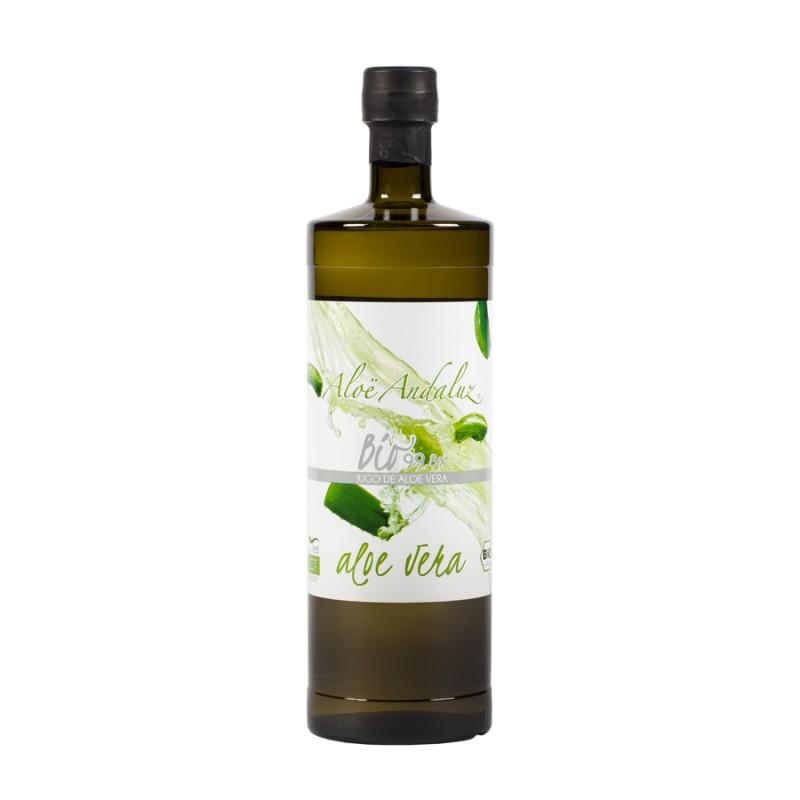 Aloe vera mehu 99,8% (luomu) 1000ml Al-Olé - Andaluusia Aaloe