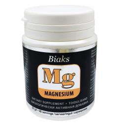 Magneesiumi pulber 52g, BIAKS