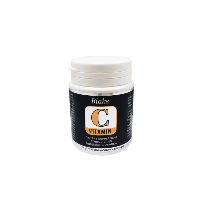 C Vitamin, 100g BIAKS