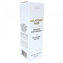 Melatonin Plus Spray, 25ml BIAKS