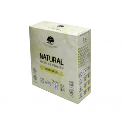 Washing Powder LEMONGRASS 1kg BioVeganFamily