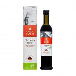 Elemental Elixir 500ml Luomu (alk 6% vol) CHAGA HEALTH