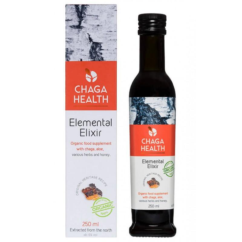 Elemental Elixir 250ml Luomu (alk 6% vol) CHAGA HEALTH