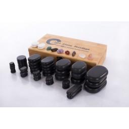 Lava sotne massage stone - 60 pc Restpro