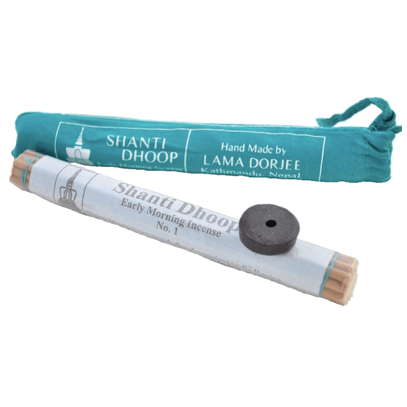 Incense SHANTI DHOOP EARLY MORNING Vitaest Baltic OÜ