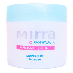 MIRRALGIN palsam (purk) 50ml MIRRA