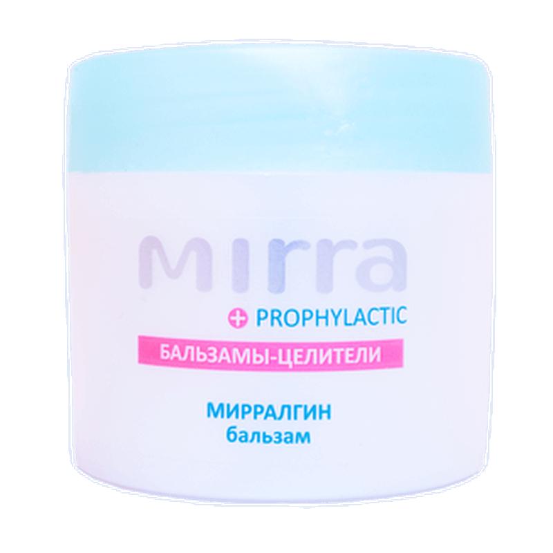 MIRRALGIN palsam (purk) 50ml MIRRA