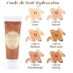 HYDRACOTON FOUNDATION 30ML COULEUR CARAMEL