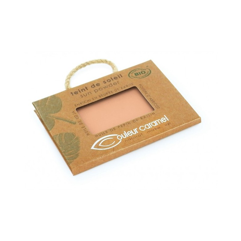 COMPACT POWDER 6GR NR. 22- PEARLY GOLDEN BEIGE COULEUR CARAMEL