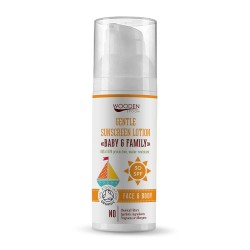 Sun protection lotion Face&Body SPF 30 Wooden Spoon