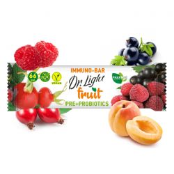 Dr.Light Fruit IMMUNO BAR (30g) PRE + PROBIOTICS PHARMIND