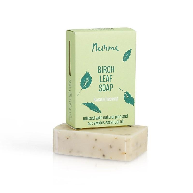 Birch Leaf Soap 100 g Nurme Looduskosmeetika