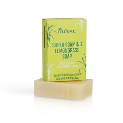 Super Foaming Lemongrass Soap 100g Nurme Looduskosmeetika