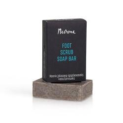 Foot Scrub Soap 110 g Nurme Looduskosmeetika