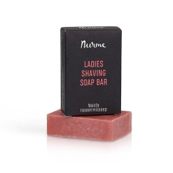 Ladies shaving soap bar 100g Nurme Looduskosmeetika
