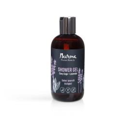 Dušigeel salvei ja lavendel 250ml Nurme Looduskosmeetika