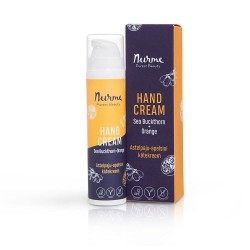 Hand Cream Sea Buckthorn+Orange 50ml Nurme Looduskosmeetika