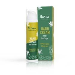 Hand Cream Hemp+Clary Sage 50ml Nurme Looduskosmeetika