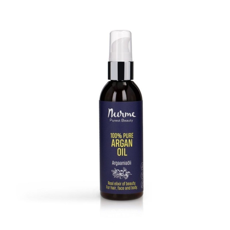 100% pure ARGAN OIL 100 ml Nurme Looduskosmeetika