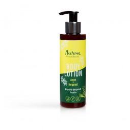 Ihupiim argaania-bergamoti 200ml Nurme Looduskosmeetika