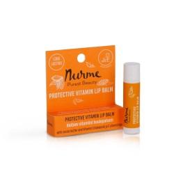 Kaitsev Vitamiini huulepalsam 4.5 g Nurme Looduskosmeetika