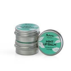 Huulepalsam mündiga 15 ml Nurme Looduskosmeetika