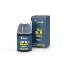 Face Balm Coriander & Black Pepper for men 50ml Nurme Looduskosmeetika